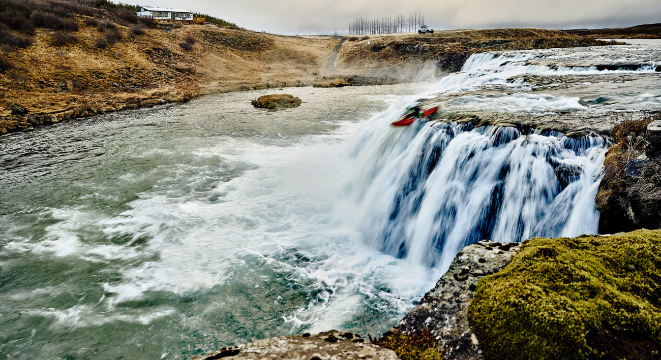 Fotografie von  Samaya Iceland   Kayaking