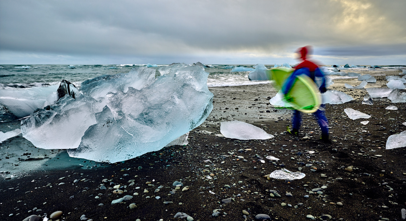 Photograph by  Samaya Iceland | Surf 1
